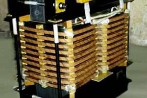 Cấu tạo máy biến áp 3 pha 2 cuộn dây