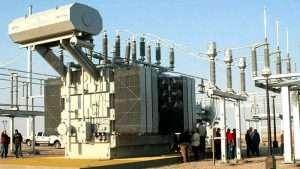 Máy biến áp 500KV chế tạo đầu tiên tại việt nam