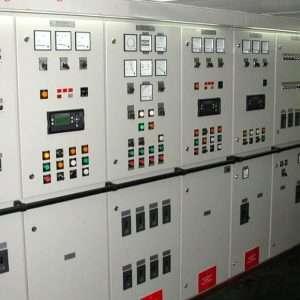 tủ máy cắt trung thế