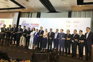 doanh nhân việt nam tham dự asean 2018
