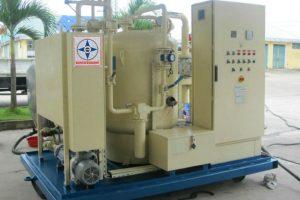 Máy lọc dầu máy biến áp-ứng dụng công nghệ