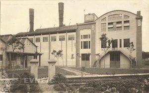 nhà máy điện yên phụ