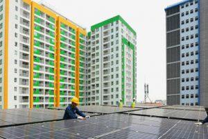 Điện mặt trời tại việt nam đầu tư và phát triển